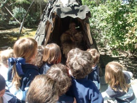 Infantil 4 años en Arqueopinto 2ª parte 13