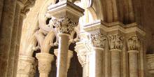 Ventanal gótico, Catedral de Ciudad Rodrigo, Salamanca, Castilla