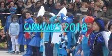 CARNAVALES 2018. 1º PRIMARIA