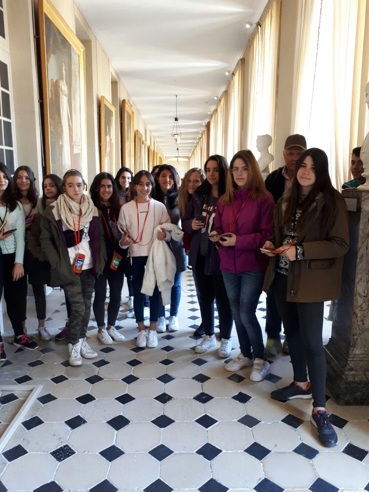 Intercambio Collège les Remparts. Abril 2017 24