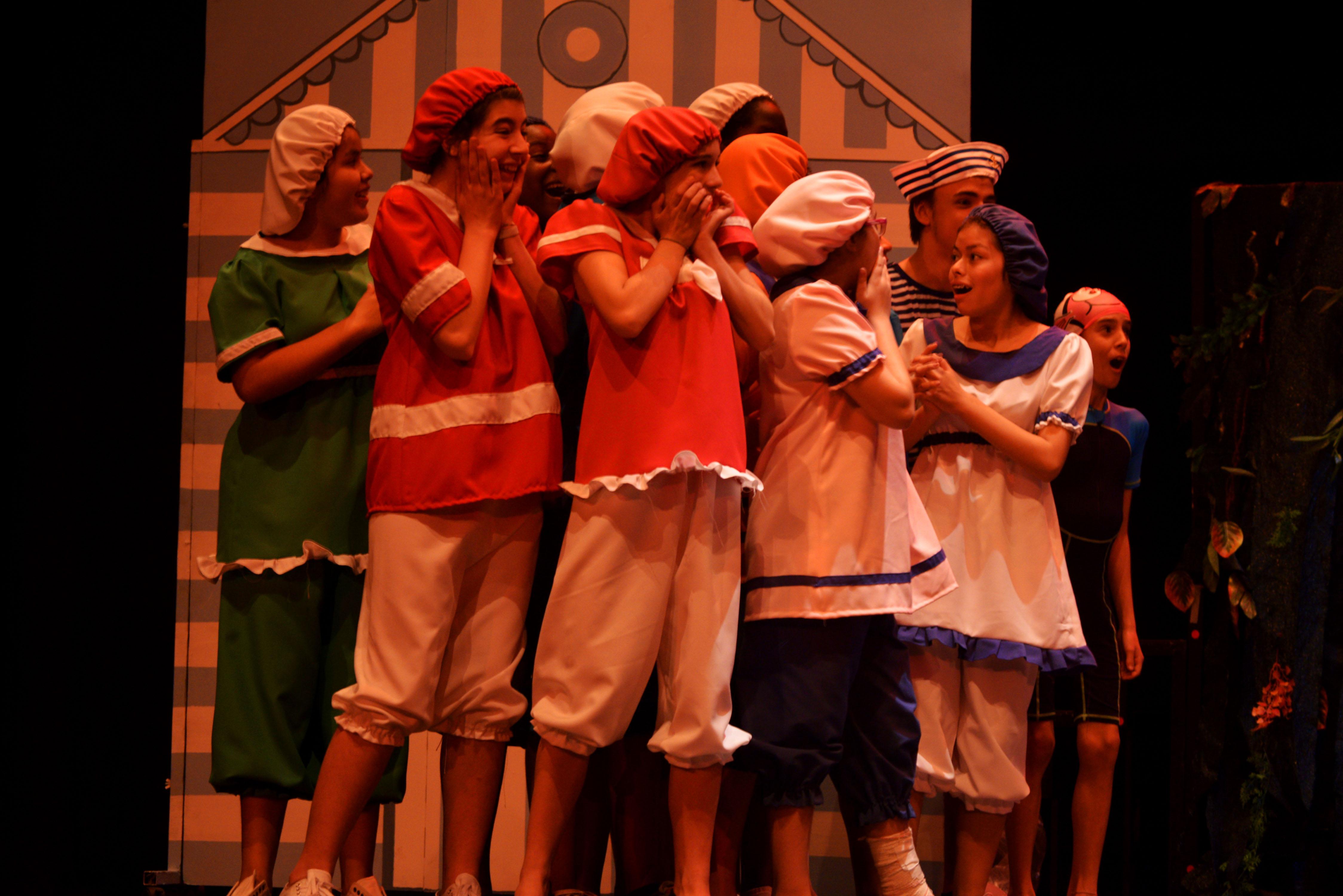 Clamor - Certamen Teatro Comunidad Madrid 2019 13