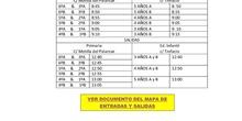 MEDIDAS ORGANIZATIVAS PARA EL INICIO DE CURSO 2020/21