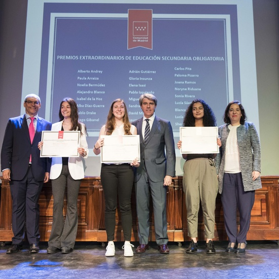 Entrega de los premios extraordinarios correspondientes al curso 2016/2017 9
