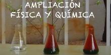 Ampliación Física y Química - 4º ESO