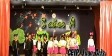 LA RATITA PRESUMIDAD 3 AÑOS A CEIP Juan Gris de Madrid