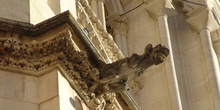 Gárgola de la Catedral de Cuenca, Castilla-La Mancha