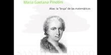 MUJERES PARA LA HISTORIA - MARÍA GAETANA PINOTINI