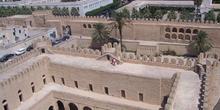 Vista superior, Medina fortificada, Sousse, Túnez