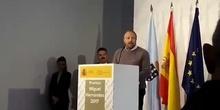 Entrega del Premio Miguel Hernández 2017 al CEPA Sierra Norte