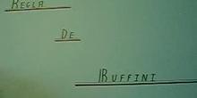 Polinomios: Regla de Ruffini