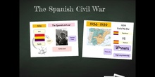 PRIMARIA - 6º - SPANISH CIVIL WAR - SOCIAL SCIENCE - FORMACIÓN