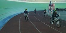 Madrid Olímpico, Velódromo de  Galapagar. 6º Primaria 6