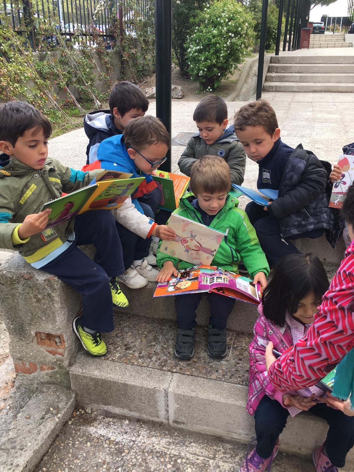 2019_04_03_Infantil 4B en la miniferia_CEIP FDLR_Las Rozas  5