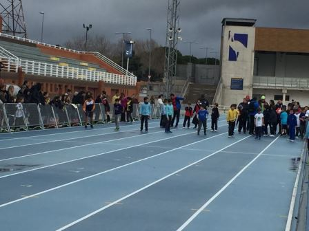 2018-04-09_Olimpiadas Escolares_CEIP FDLR_Las Rozas_Atletismo 1