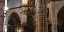 Nave central, Catedral de Badajoz