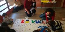 Taller Semana Cuitural, Infantil 3 años 6