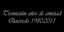 IES Francisco de Quevedo - 31 años de amistad
