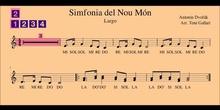 SINFONIA DEL NUEVO MUNDO. 2º MOV (DVRORAK)