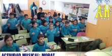 ACTIVIDAD MUSICAL: MORAT