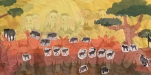 "PROYECTO JAMBO Elefantes<span class=""educational"" title=""Contenido educativo""><span class=""sr-av""> - Contenido educativo</span></span>"