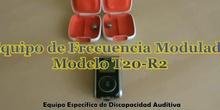 Presentación del Equipo Individual de FM modelo T20-R2
