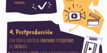 Fases para crear un cortometraje