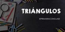 Triángulos. Vídeo interactivo