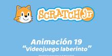 ScratchJr (Perfeccionamiento) 19-Videojuego laberinto
