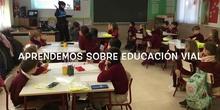 PRIMARIA - TERCERO - EDUCACIÓN VIAL - ACTIVIDADES