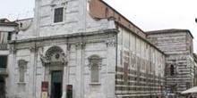 Baptisterio de San Giovanni, Lucca