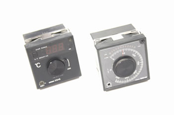 Controladores de temperatura electrónicos
