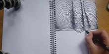 Linear pattern - Patrón lineal
