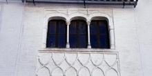 Detalle ventanal - Zafra, Badajoz