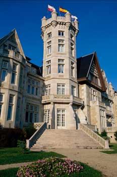 Palacio de la Magdalena, Santader, Cantabria