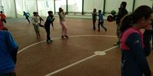 Multideporte en la ciudad deportiva Puerta de Hierro 7
