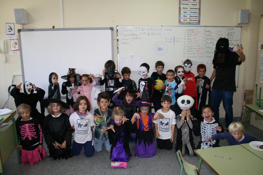 2016_10_Infantil, Primero y Segundo de Primaria_Celebrando Halloween 15