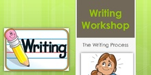 writing workshop to motivate and guide students in years 4, 5 and 6 of primary school