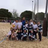 2017_03_28_Olimpiadas Escolares_Beach Volley_Ceip Fernando de los Ríos  6