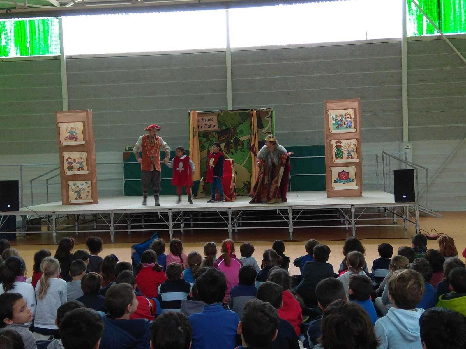 2019_01_Obra de teatro The brave littel tailor_CEIP FDLR_Las Rozas 4