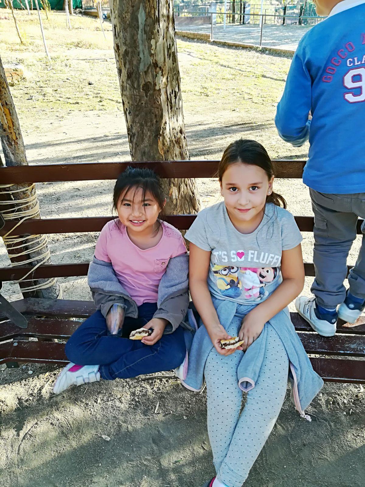 Granja Escuela 1º y 2º EP 2017-18_24 6
