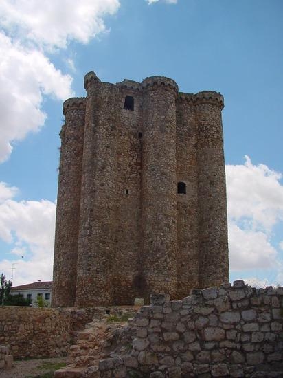 Torre de mampostería de Villarejo de Salvanés