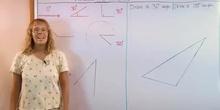 Measuring draw angles