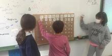 4ºB repasa mates jugando (fotos)_CEIP FDLR_Las Rozas