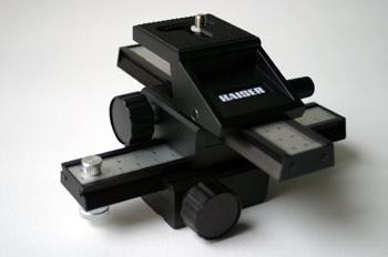 Cabeza micrométrica Kaiser