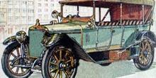 Coche de la marca Hispano-Suiza