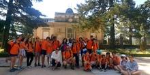 """Sexto descubre la """"verdadera historia"""" de San Lorenzo de El Escorial...CEIP FDLR_Las Rozas 15"""