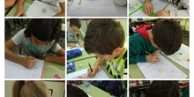 Aprendemos nuestro nombre en Braille 3