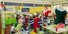 Los RRMM y Papá Noel en INF 4B 4