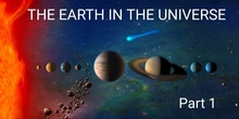 The Earth in the Universe: part 1