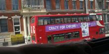 Autobús de dos plantas, Londres, Reino Unido